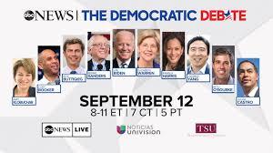 debate september