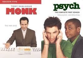psych and monk