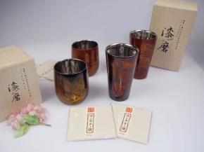 urushi shima cups