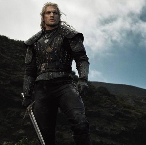 the witcher henry