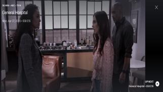 GH molly confronts jordon