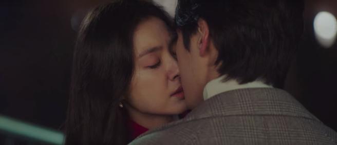cloy dan realizing she love jung