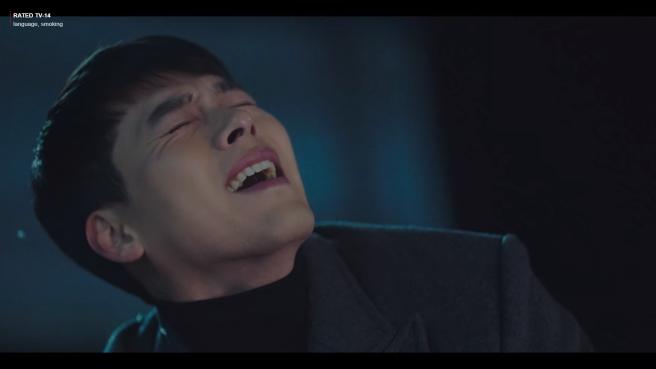 cloy hyun bin bad acting