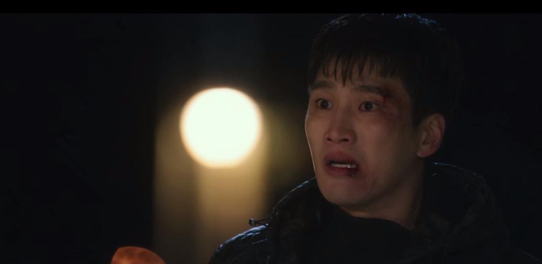 itaewon geun won crazy bad guy